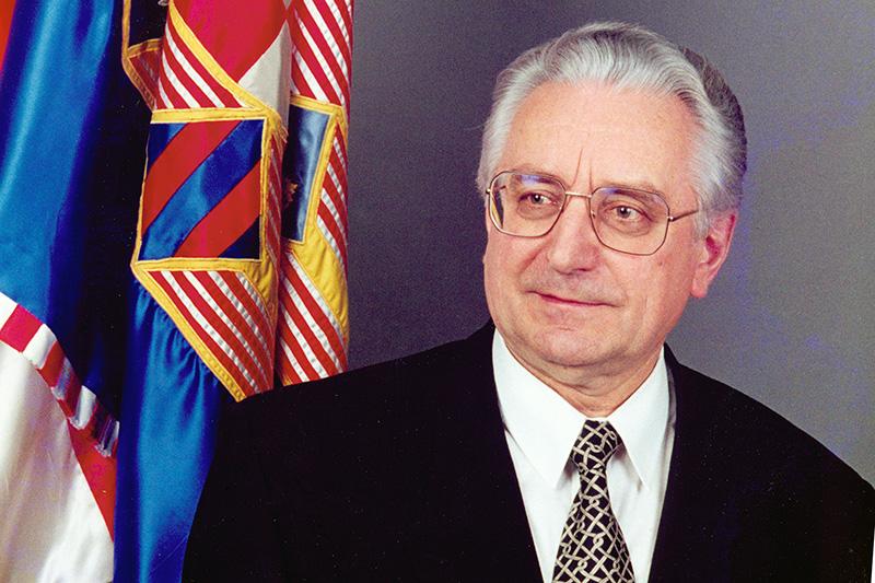 Predsjednik Republike Hrvatske - Zoran Milanović